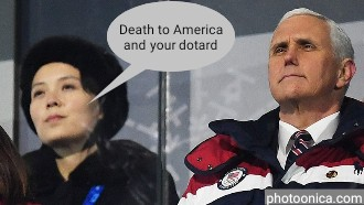 Death to America and your dotard