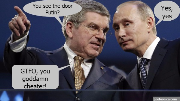IOC and Russia