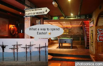 Easter in The Pumphouse