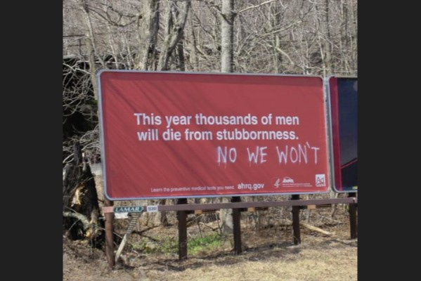 Stubbornness it is.